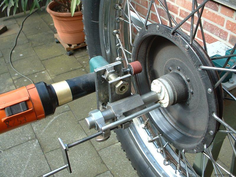 Prächtig Das MZ Forum für MZ Fahrer • Thema anzeigen - Radnaben ausdrehen #PD_89